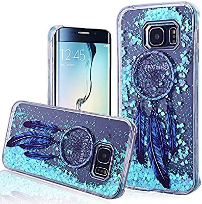 coque galaxy s6 paillettes