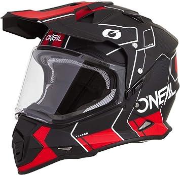 433aac55b9e6a O Neal Sierra II Comb Motocross Motorrad Helm MX Enduro Trail Quad Cross  Offroad Gelände