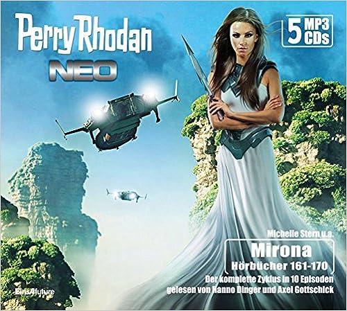 Perry Rhodan NEO -  Mirona (Folgen 161-170)