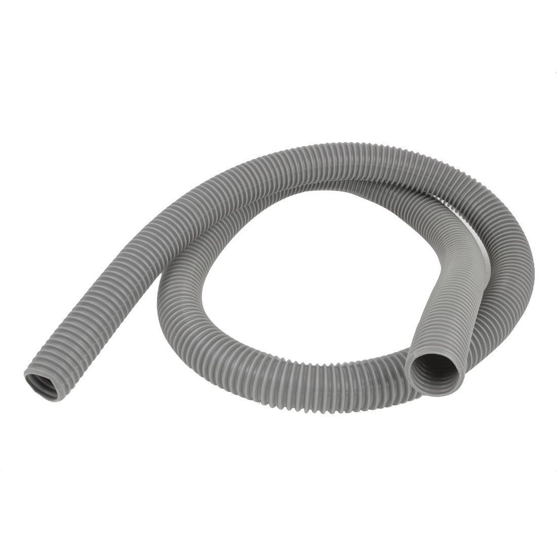 Home 40mm Outer Diameter Vacuum Cleaner PVC Hose Tube Pipe 1.9M Long Sourcingmap a14050200ux0193