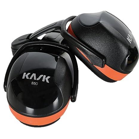 8904611b Kask SC3 Orange Ear Defenders (fits Super Plasma & Zenith Helmets) - -  Amazon.com