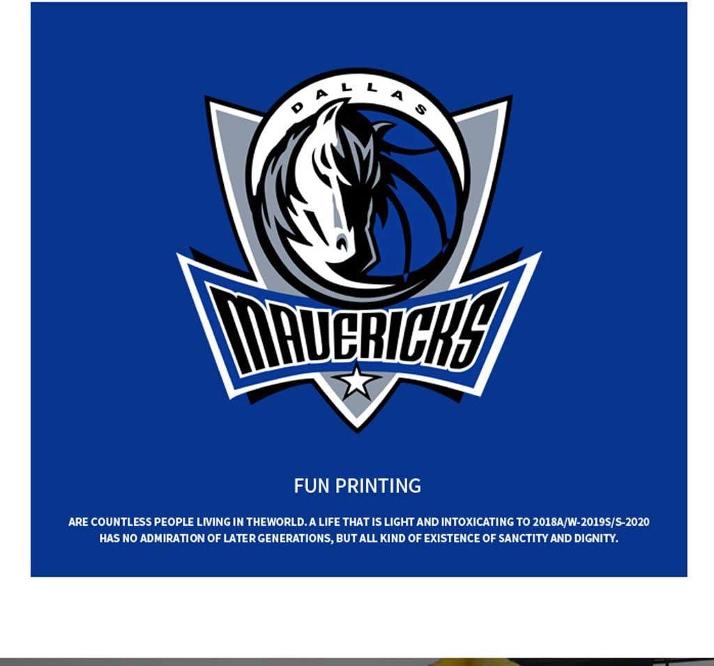 Homme Jersey luka Doncic #77 T shirts Lettres Imprimer Sports de basket Tee-shirt 3.Dallas Mavericks Casual T shirt /à manches courtes