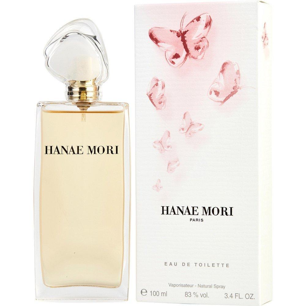HANAE MORI by Hanae Mori EDT SPRAY 3.4 OZ for WOMEN ---(Package Of 3)