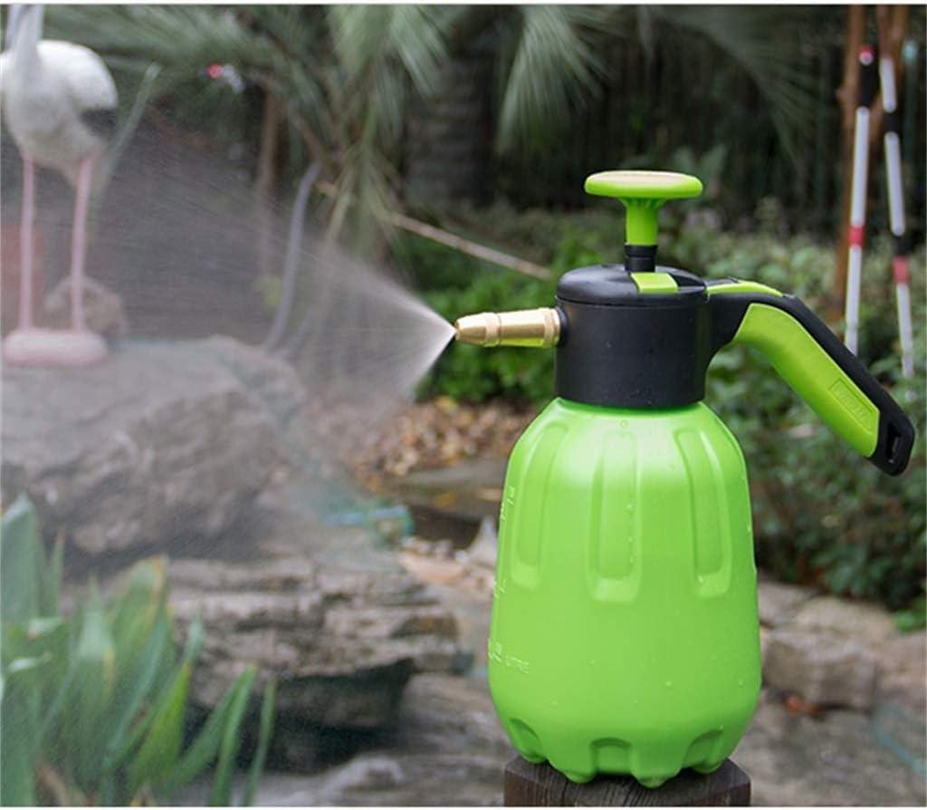 Sink Taps Garden Sprayer Green 1.5 l Interior Gardening Flowers for Gardening Equipment Pressure Sprayer