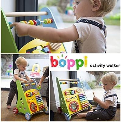 boppi® - Andador de madera - Actividades Musicales: Amazon.es ...