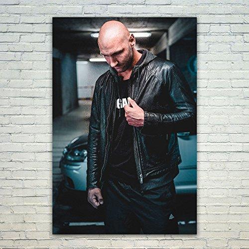Westlake Art Poster Print Wall Art - Leather Jacket - Modern