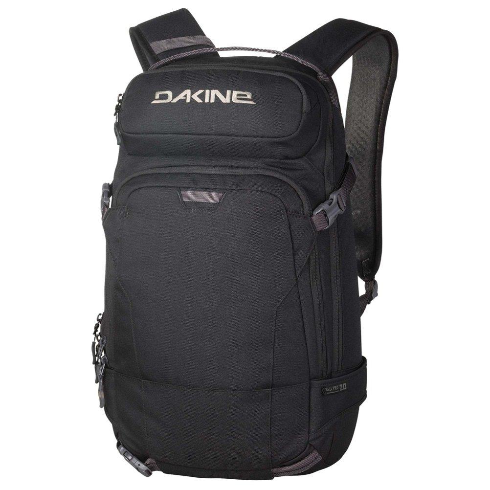 Dakine Heli Pro 20lバックパック B06X9GVGQB ブラック