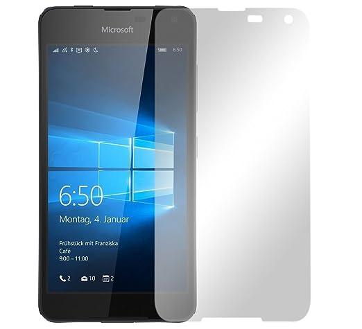 5 opinioni per 2 x Slabo pellicola protettiva per display Microsoft Lumia 650 protezione