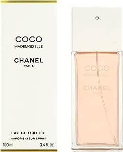 Chanel Coco Mademoiselle Eau de Toilette Spray for Women, 100 ml