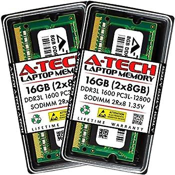 16GB 2x 8GB Memory DDR3 PC12800 PC3-12800 SODIMM for Dell Latitude E5530