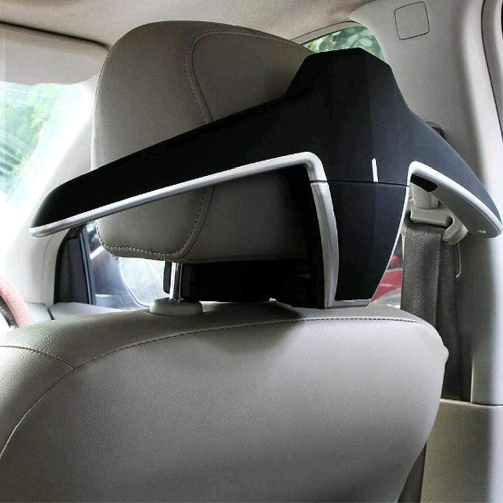 Velidy Auto Kleiderbügel Für Kopfstütze Rücksitz Kleiderbügel Multifunktional Für Mantel Anzug Jacke Auto