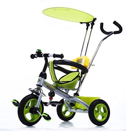 Triciclos- Infantil Bicicleta para bebés Carrito para bebés ...