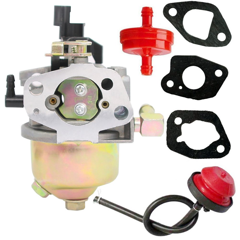 170S HUAYI Carburetor - Carburetor for HUAYI 170SA Yard machine Snow Blower MTD 951-10368 951-10638A 751-10638 751-10638A 951-14026A 951-14027A - Troy Bilt Carburetor