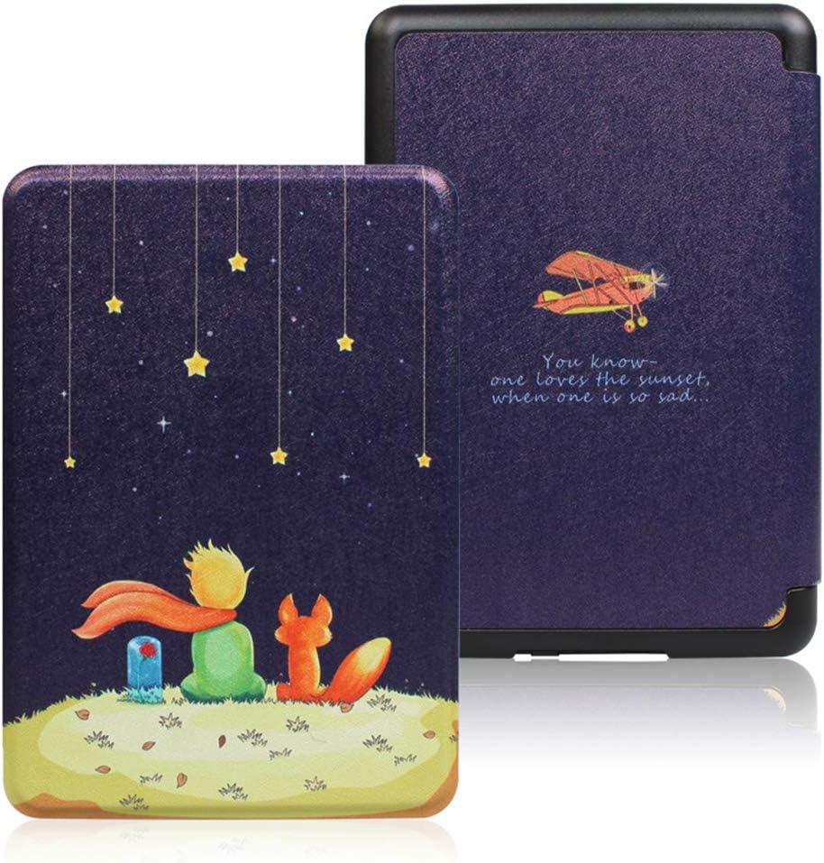 Capa O Pequeno Príncipe para Kindle 10ª geração - Ebook Cases