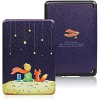 Case para Novo Kindle 10a. geração com iluminação embutida Função Liga/Desliga (Pequeno Príncipe)