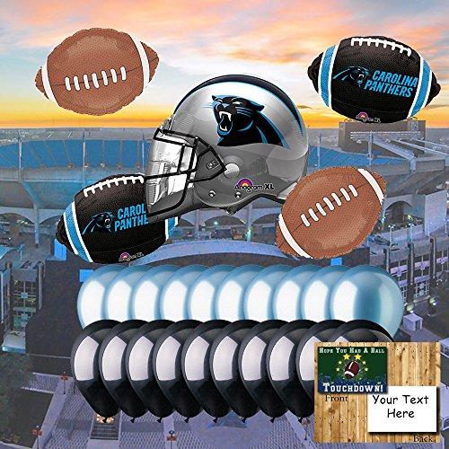 Anagram Carolina Panthers Balloon Set