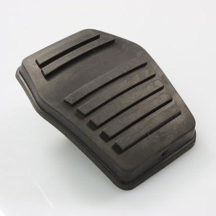 Pedal goma interior, lado del conductor 6789917, 94bb7 a624aa