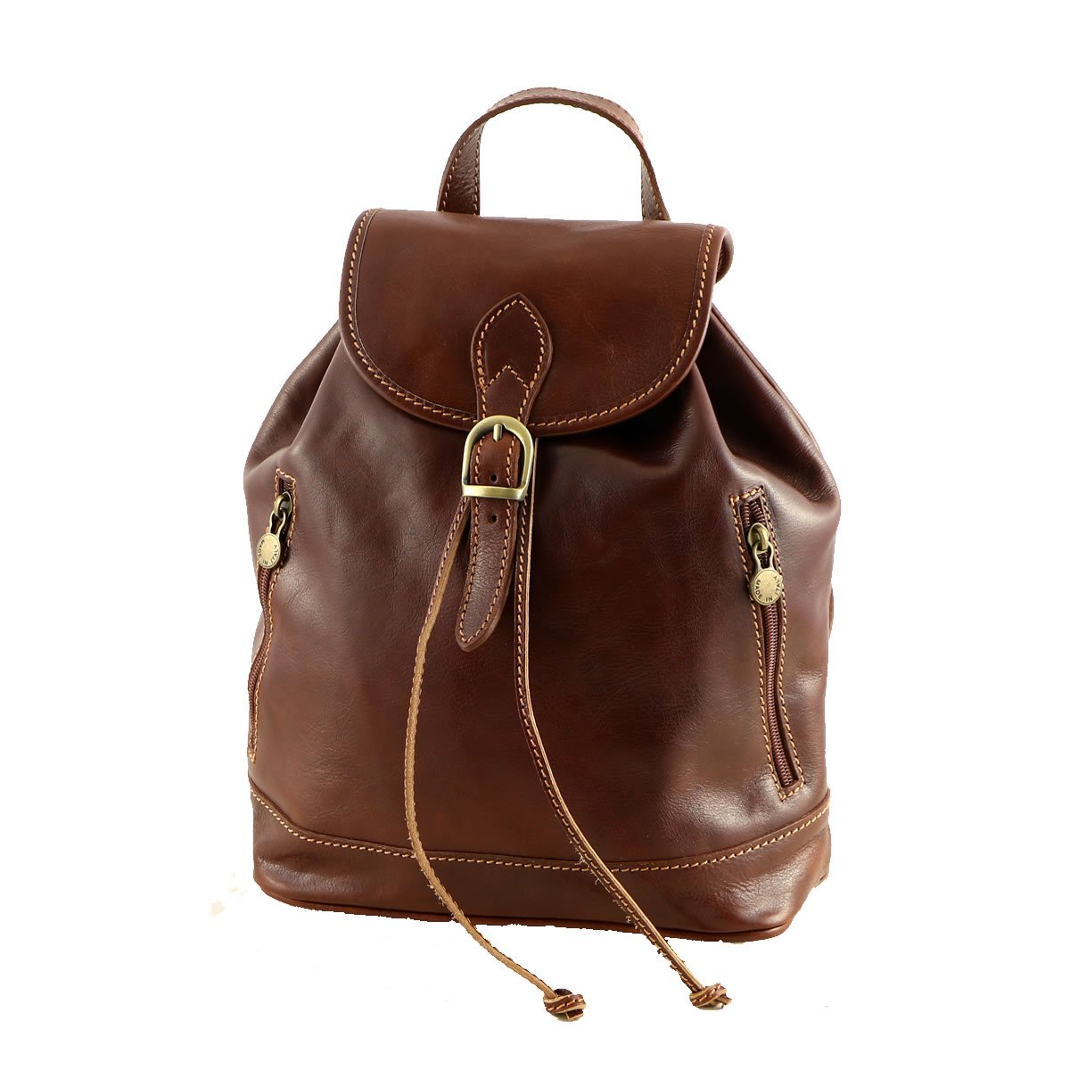 Barato Mega Tuscany - Bolsa escolar  marrón marrón
