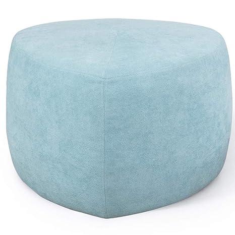 Amazon.com: BYPING Sofá taburete marco salón decoración paño ...