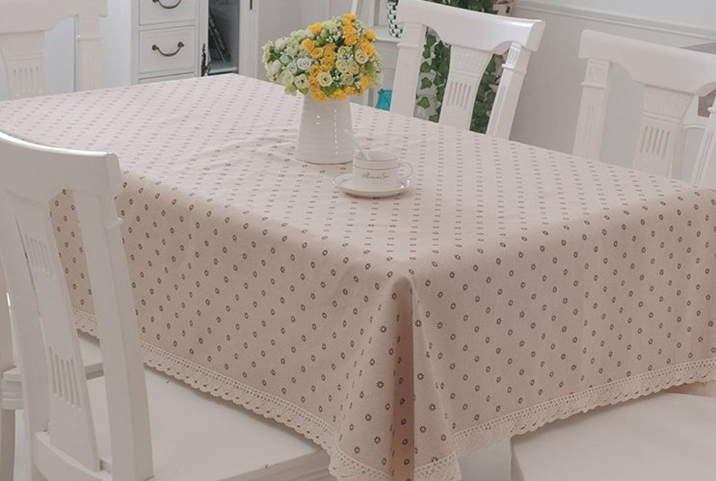 se descuenta HAOLIA Paño de mesa mesa mesa de estilo pastoral tovaglie ( Tamaño : 140180cm )  autentico en linea