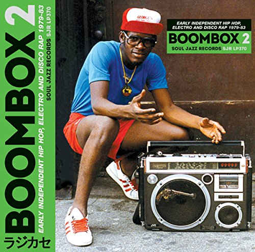 Price comparison product image BOOMBOX 2: Early Independent Hip Hop, Electro And Disco Rap 1979-83