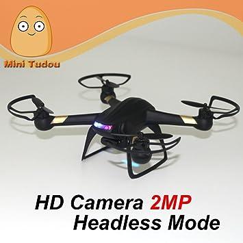 Amazon com : Minitudou Flight Simulator 4CH 2 4G