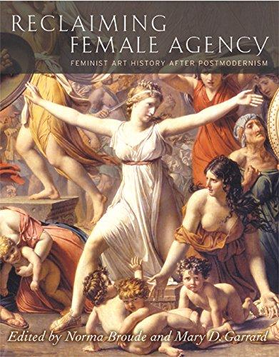 Books : Reclaiming Female Agency: Feminist Art History after Postmodernism