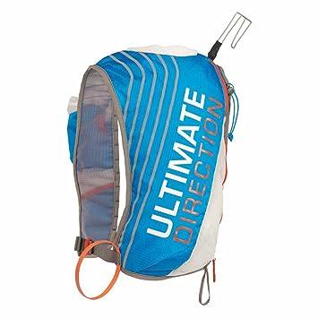 ULTIMATE DIRECTION - MOCHILA ULTIMATE DIRECTION SKIMO 8 WHITE - ULT-80462516BL - M/L: Amazon.es: Deportes y aire libre