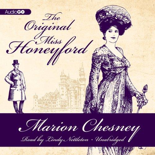 The Original Miss Honeyford by Blackstone Audio, Inc.