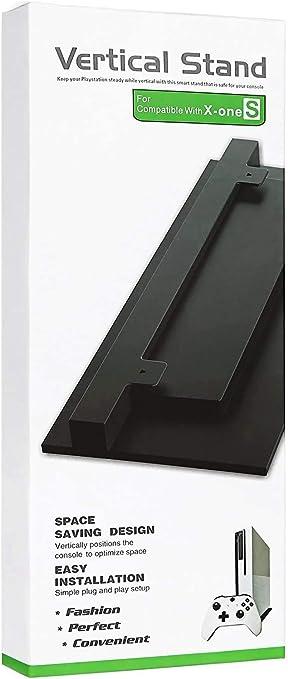 Soporte Vertical LeSB Xbox One S, Base Vertical de refrigeración ...