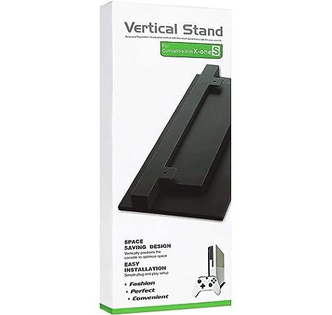 Soporte Vertical para Consola Xbox One S (Negro): Amazon.es: Electrónica