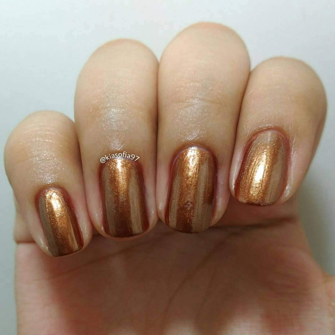 Hot Cocoa Brown Nail Polish