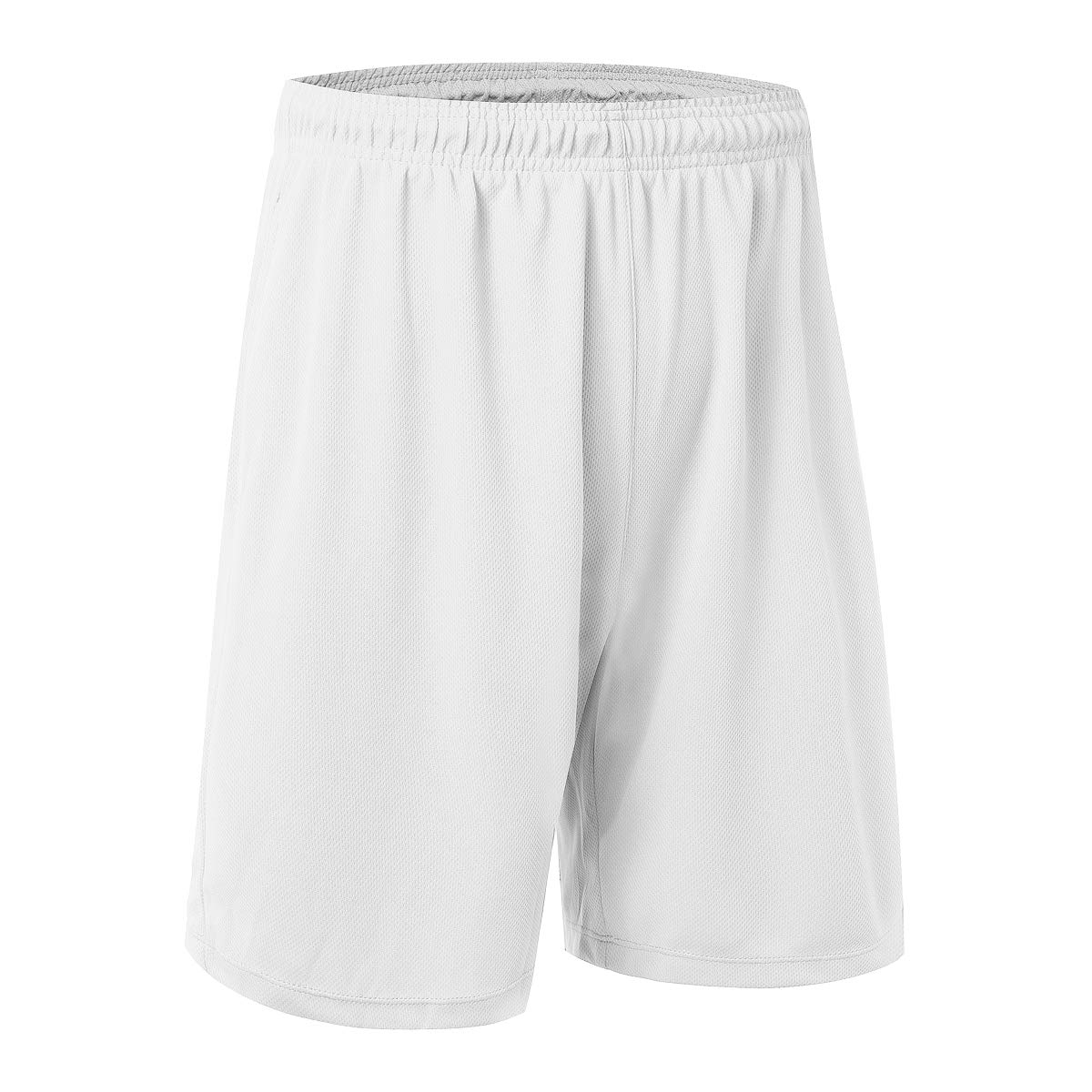 icooltech Mens Sports Shorts Running Basketball Pants Fitness Loose Training Five Pants
