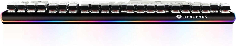 K735 Redstone Full-Size Mechanical Keyboard