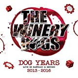 The Winery Dogs – Dog Years: Live in Santiago & Beyond 2013-2016