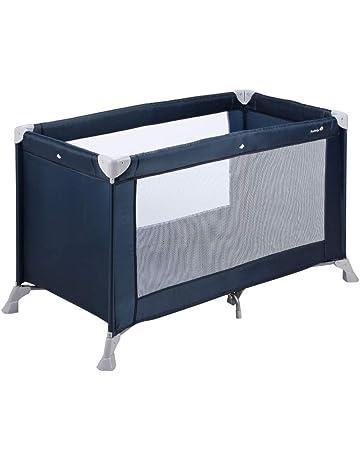 Safety 1st Soft Dreams Cuna de viaje compacta, fácil de transportar, ligera, azul