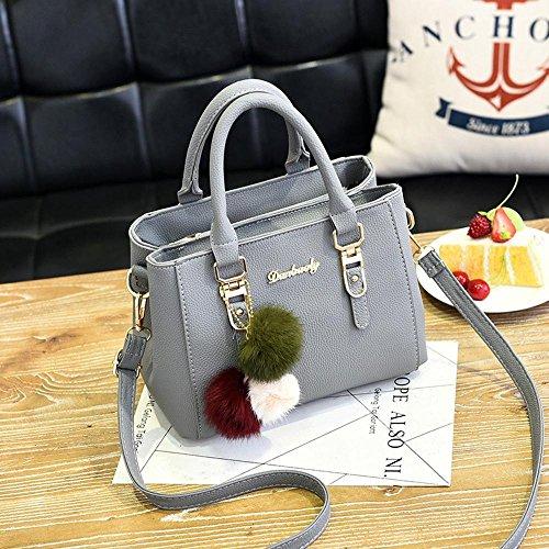 F sac féminin sac bandoulière modèle Twin cross sac mode Marée Simple petit unique de Litchi Border Aoligei wZPaqxT6S