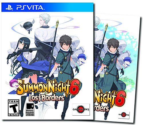 Summon Night 6: Lost Borders – PlayStation Vita