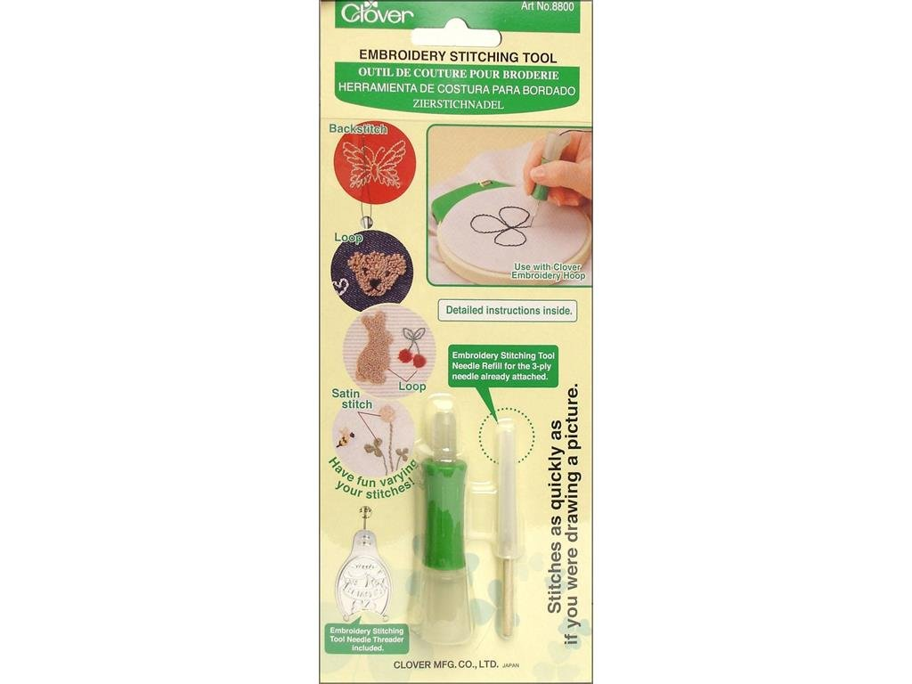 Amazon Clover Embroidery Stitching Tool