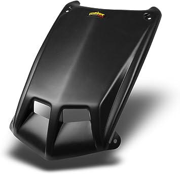 NEW HONDA TRX 450R 04-05 BLACK PLASTIC STOCK RADIATOR AIR SCOOPS
