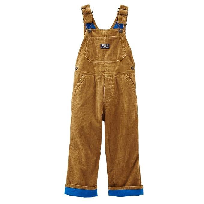 33c1dd7a9 OshKosh B'Gosh - Pantalón de peto - para bebé niño: Amazon.es: Ropa ...