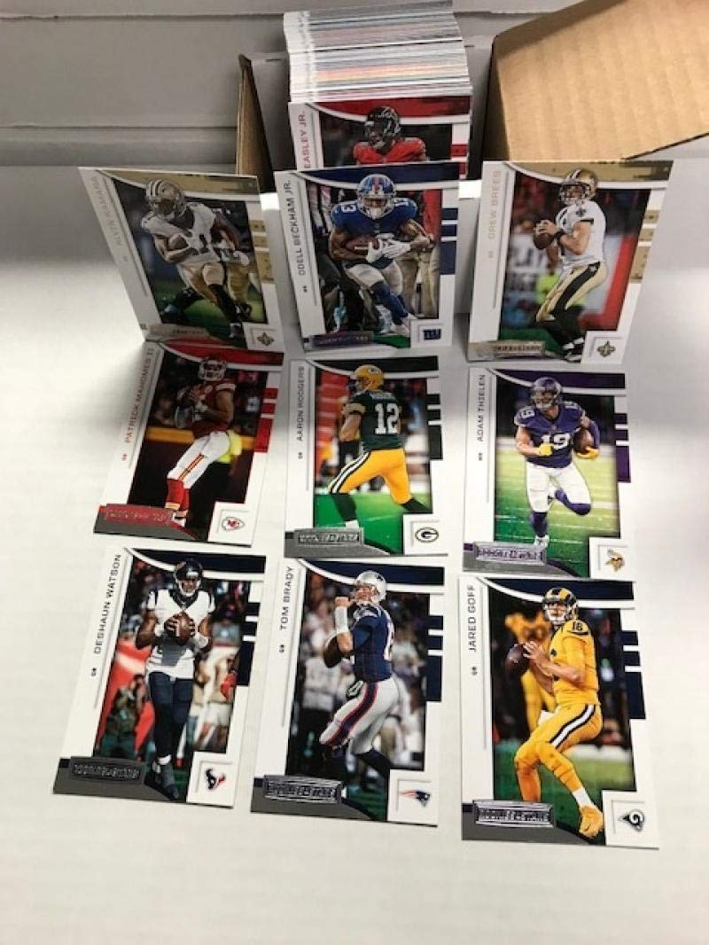 2018 Panini Rookies and Stars Complete NM-MT Hand
