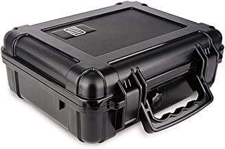 product image for S3 T6000 Dry Protective Gun Case, Black, Cubed Foam T6000.3