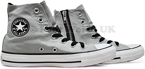 chaussure converse femme chuck taylor grise
