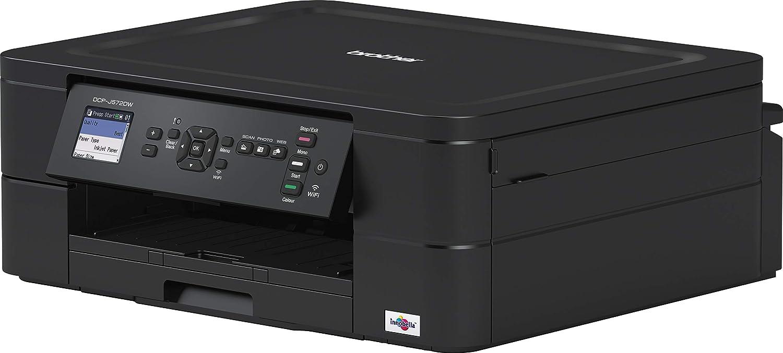 Brother DCP-J4120DW - Impresora multifunción de tinta profesional ...