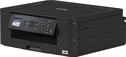 Brother DCP-J572DW - Equipo Multifunción de Tinta (A4, Wi-Fi ...