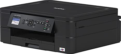 Brother DCP J 572 DW, Equipo Multifunción de Tinta (A4, Wi-Fi ...