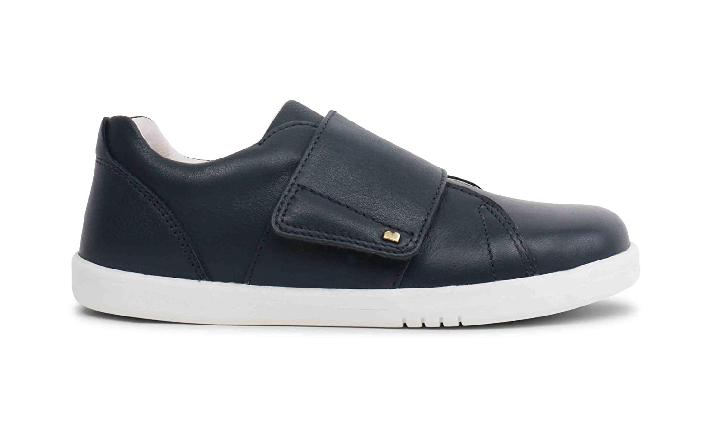 Navy Bobux Kid Plus Boston Baby Shoes for Boys /& Girls