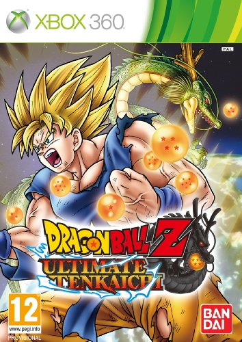 Dragon Ball Z: Ultimate Tenkaichi (Xbox 360) (Dragon Xbox Z Ball 360)