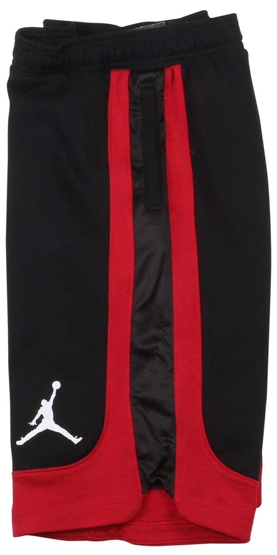 ce6eaf935fdc2f Amazon.com  Jordan Varsity Fleece Shorts Large 952812-023 Red Black  Sports    Outdoors